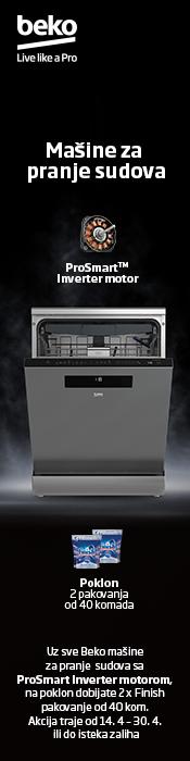 Beko Mašine za pranje sudova