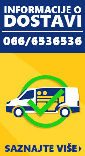 Informacije o dostavi