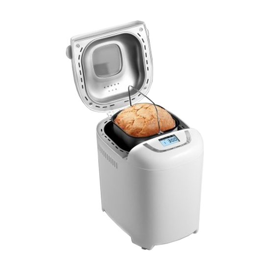 Aparat za hleb Gorenje BM 910 WII, 550 W, Bela