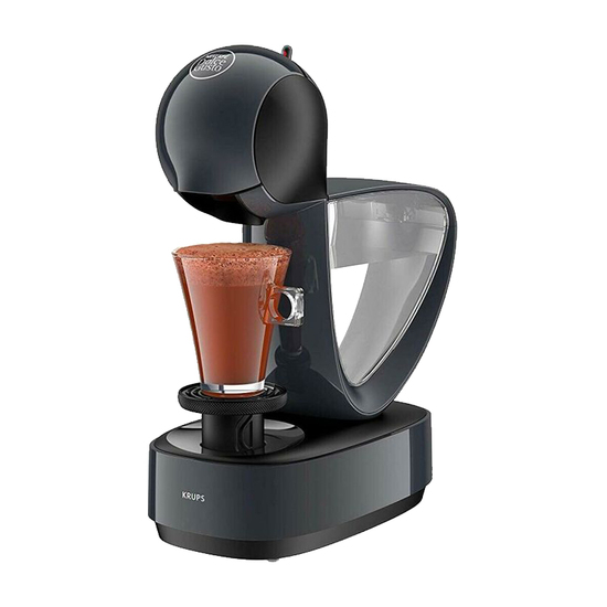 Aparat za kafu Krups Dolce Gusto Infinissima KP 137B, 1.1 l, 1500 W
