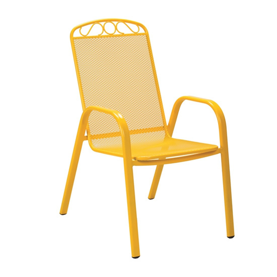 Baštenska stolica Melfi, Žuta