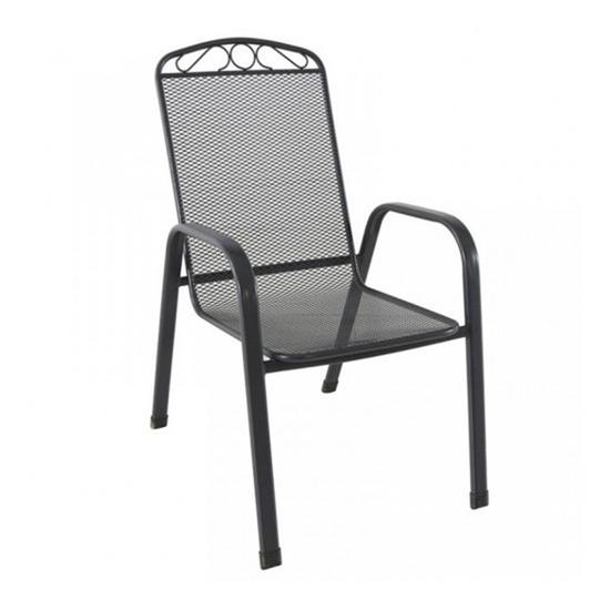 Baštenska stolica Selena, Siva