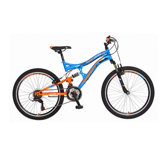 Bicikl Alpina Goblin Blue-Orange B241S15180, Plavo-Narandžasti, Za decu