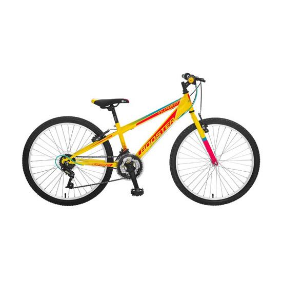 Bicikl Booser Turbo 240 Yellow B240S02188, Zuti, Za decu