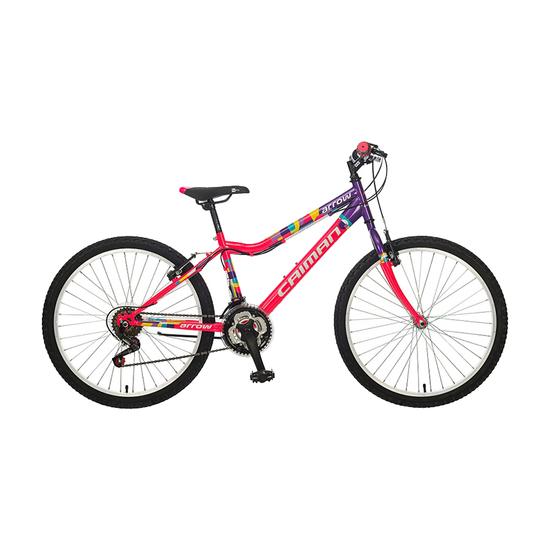 Bicikl Caiman Arrow 24 PINK VIOLET B245S50182, Pink / ljubičasta