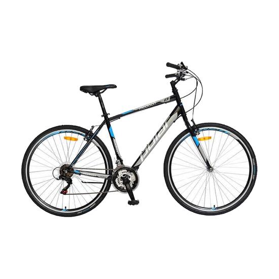 Bicikl Polar Madison BLACK BLUE B282S53181, Crna / plava