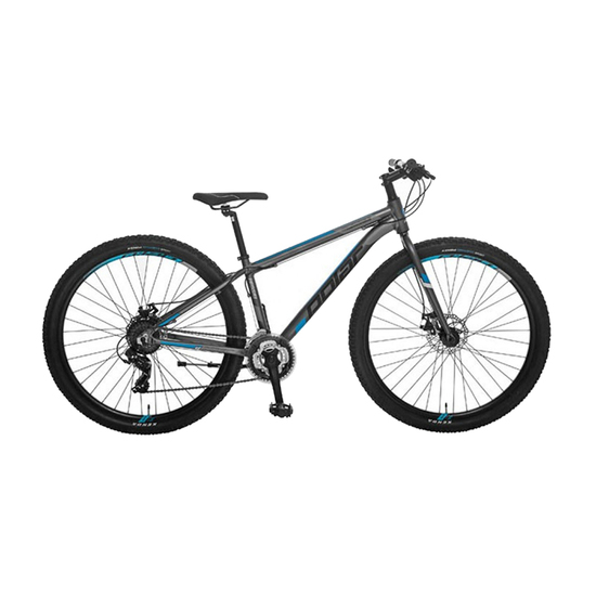 Bicikl Polar MIRAGE URBAN B292A13191-XL, Siva / plava, Za odrasle