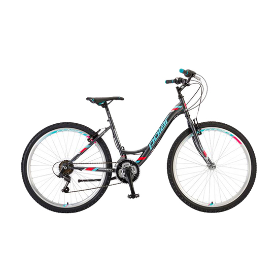 Bicikl Polar Modesty 26 ANTRACITE B262S19200, Crna