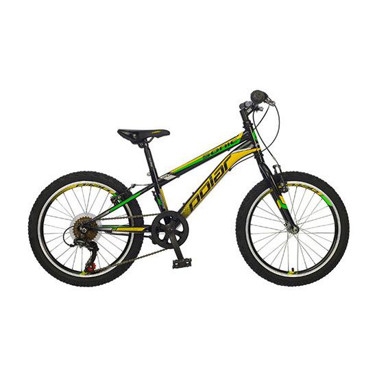 Bicikl Polar Sonic V-Brake 20 Black-Yellow B202S30181, Crno-Žuti