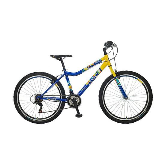 Bicikl Polar Trinity Blue-Yellow B262S20181, Plavo-Žuti