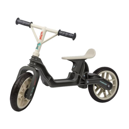 Bicikl Polisport Guralica Polisport Grey Cream, Sivo - Crni, Za decu