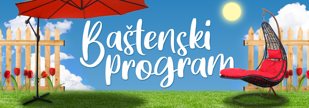 Baštenski program