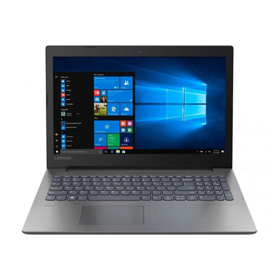 Laptop Lenovo IdeaPad 330-15IKBR-81DE00K2YA, Intel Quad Core i5-8250U do 3.4 GHz, 15.6