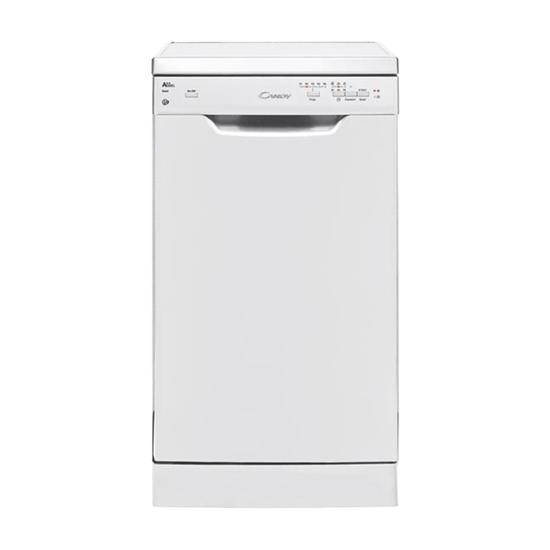 Mašina za pranje sudova Candy CDP 2L949W, 9 kompleta, širine 45cm
