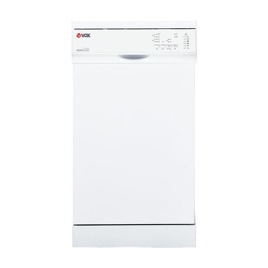 Mašina za pranje sudova Vox LC10Y15CE, 10 kompleta, širine 45 cm