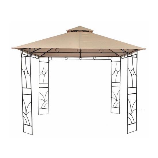 Metalna tenda, Paviljon Gazebo Panama 3x3 m
