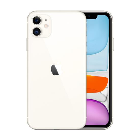 Mobilni telefon Apple I Phone 11, Bela, 6.1'', Hexa Core, 4 GB RAM, 64 GB, 12.0 / 12.0 + 12.0 Mpix