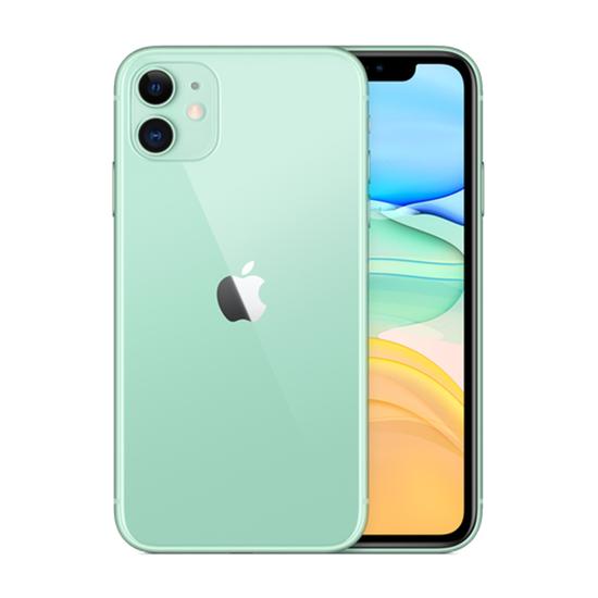Mobilni telefon Apple I Phone 11, Zelena, 6.1'', Hexa Core, 4 GB RAM, 128 GB, 12.0 / 12.0 + 12.0 Mpix
