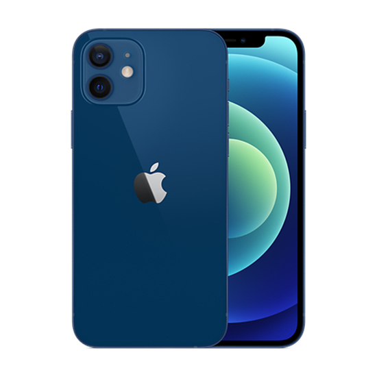 Mobilni telefon Apple I Phone 12, Plava, 6.1'', Hexa Core, 4 GB RAM, 64 GB, 12.0 / 12.0 + 12.0 Mpix