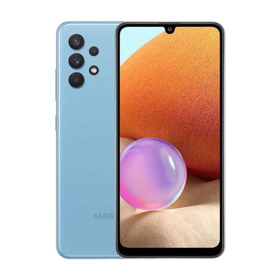 Mobilni telefon Samsung Galaxy A32, Plava, Dual Sim, 6.5'', Octa Core, 4 GB RAM, 128 GB, 64.0 + 8.0 + 5.0 + 2.0 / 13.0 Mpix