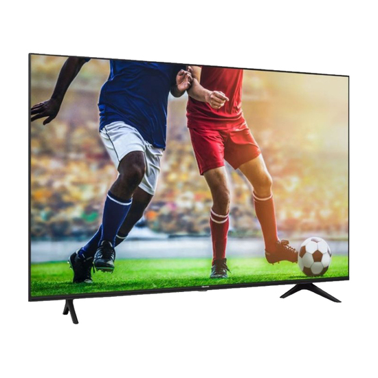 Televizor Hisense 58A7100F, 58'' (147 cm), 3840 x 2160 Ultra HD, Smart
