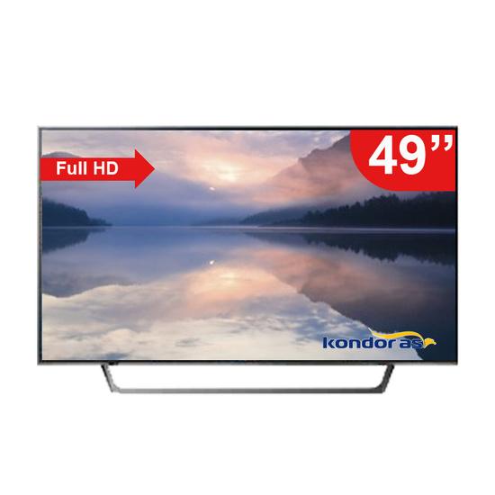 Televizor LED Sony KDL49WE660BAEP, 49