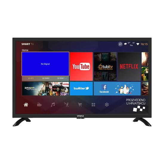Televizor Vivax TV-32LE141T2S2SM, 32'' (82 cm), 1366 x 768 HD Ready, Smart, Android