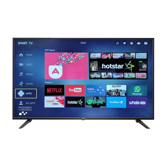 Televizor Vivax TV-55UHD123T2S2SM, 55'' (140 cm), 3840 x 2160 UItra HD, Smart Android