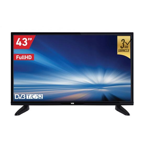 Televizor Vox 43DSA311B, 43